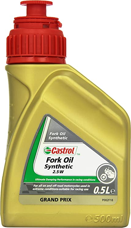 Castrol 54407 Specialty Aceite sintético de Horquilla para ...