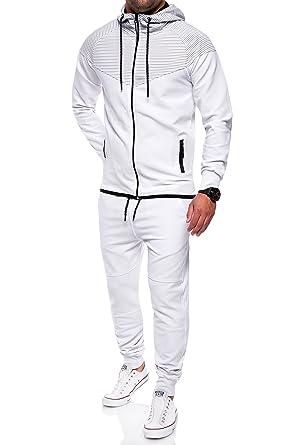 52a8026d9a MT Styles ensemble pantalon de sport + sweat-Shirt jogging survêtement R-1054  [