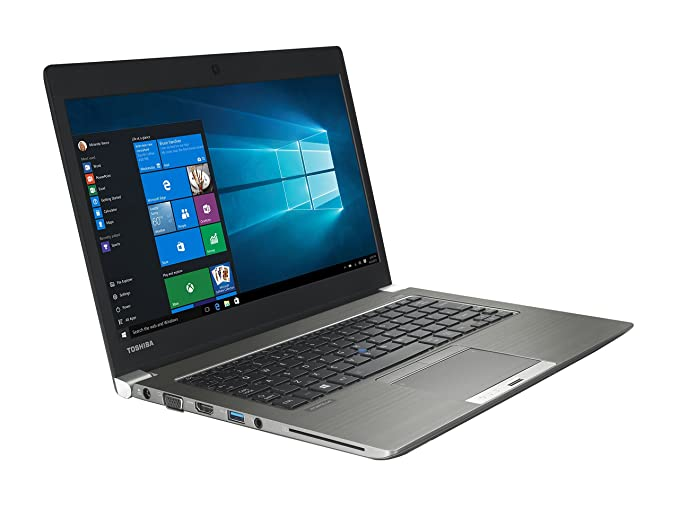 Toshiba - Portege z30-c-16p ci7-6500u syst, Gris (Reacondicionado Certificado): Amazon.es: Electrónica
