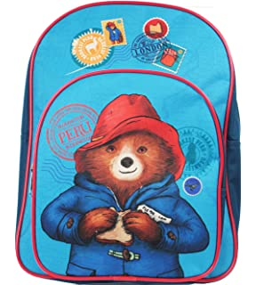 758780010783 Paddington Bear Children s Backpack