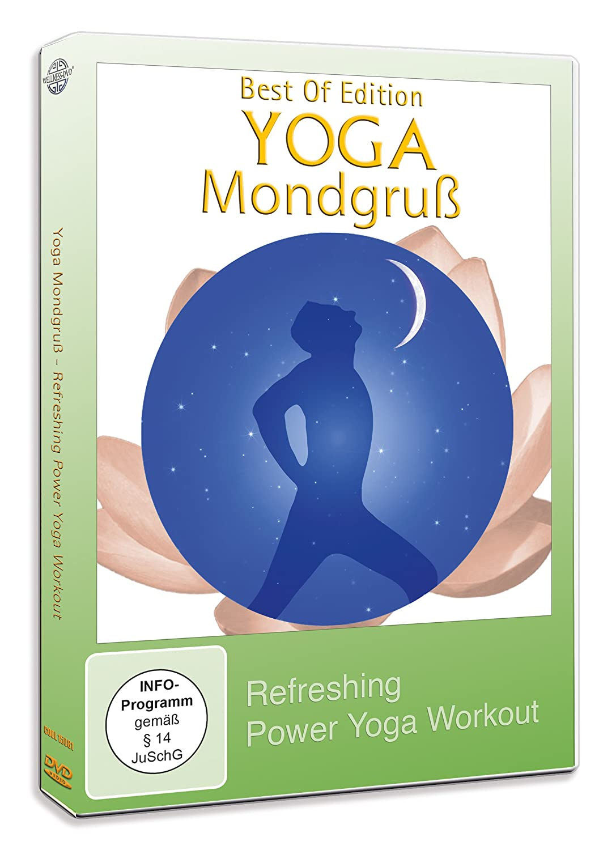 Amazon.com: Yoga Mondgruß - Refreshing Power Yoga Workout ...