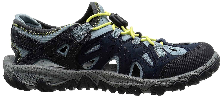 Merrell Women's All Out Blaze Sieve Water Shoe B00YBGQOZ4 10 B(M) US Blue