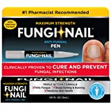 Fungi-Nail Pen Applicator Anti-Fungal Solution, 0.10 Ounce - Kills Fungus That Can Lead To Nail Fungus & Athlete's Foot Undec