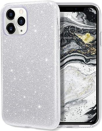 Milprox Iphone 11 Pro Max Hülle Glitzer Schutzhülle Elektronik