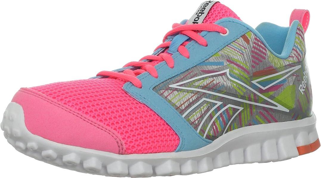5e846980f2fffd Reebok Women s Realflex Scream 2.0 Running Shoe