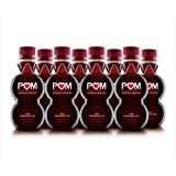 POM Wonderful 100% Pomegranate Juice, 8oz (Pack of 8 Bottles)
