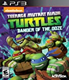 TMNT: DANGER OF THE OOZE - PS3