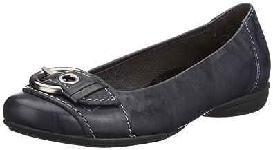 Gabor Shoes Comfort 4262516 Ballerines Femme Bleu Ocean 35 Eu