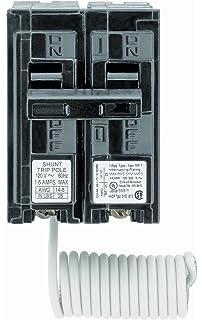 qo square d amp pole shunt trip breaker p a v siemens q12000s01 120 volt type mp t 20 amp circuit breaker 120