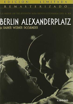 Berlin Alexanderplatz [DVD]: Amazon.es: Gunter Lamprecht, Claus Holm, Hanna Schygulla, Barbara Sukowa, Rainer Werner Fassbinder, Gunter Lamprecht, Claus Holm: Cine y Series TV