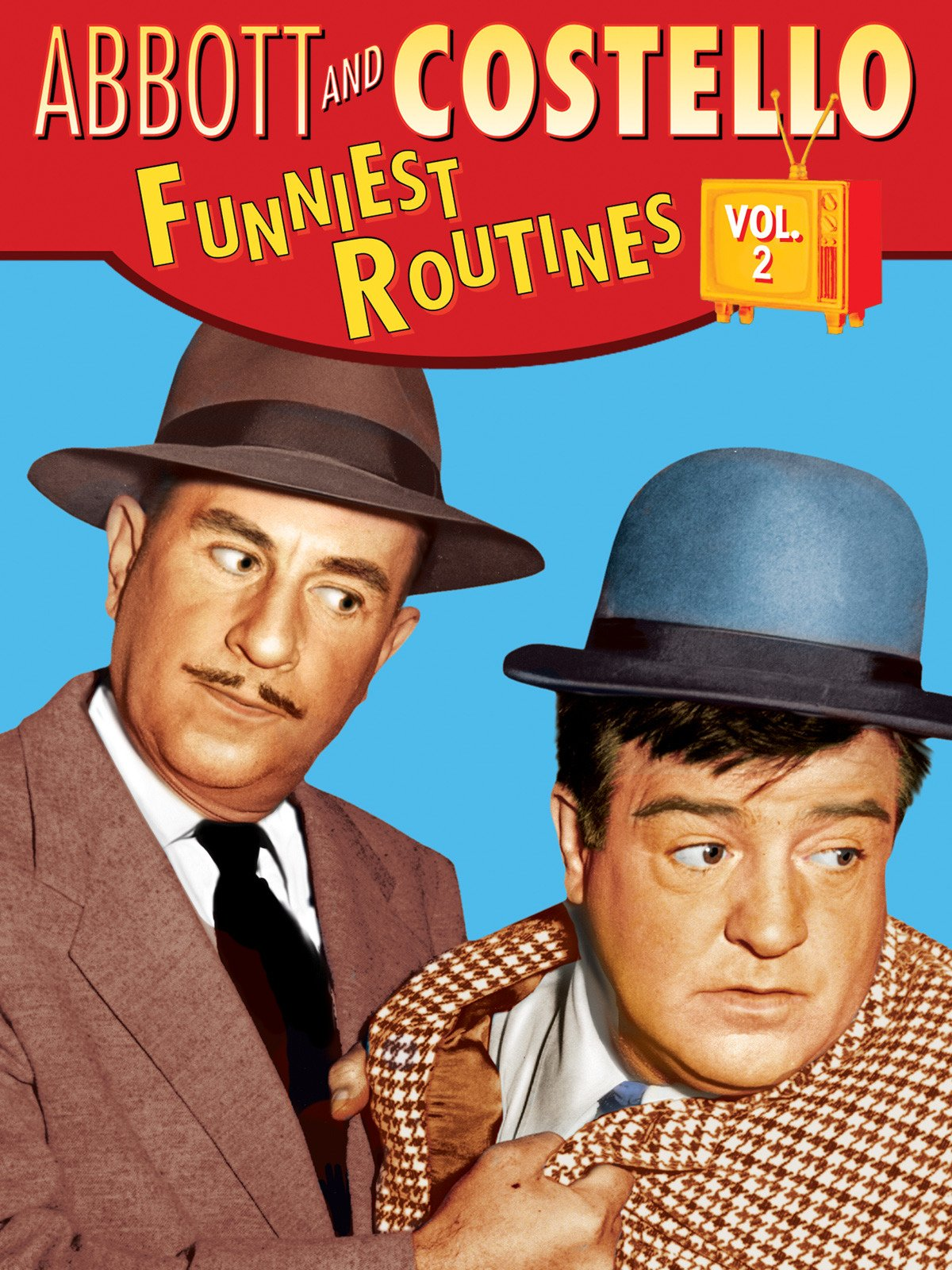 Abbott & Costello: Funniest Routines Volume 2 on Amazon Prime Video UK