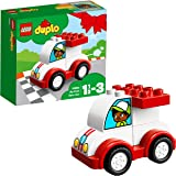 LEGO Duplo My First Race Car Building Blocks for Kids 1.5 to 3 Years (6 Pcs)10860