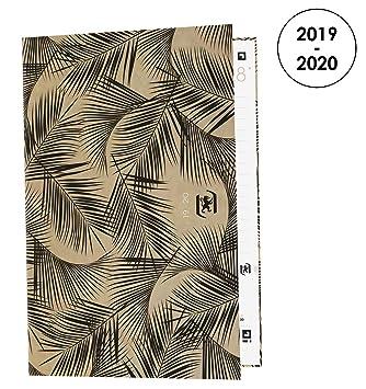 Oxford Nude Kraft - Agenda escolar diaria 2019-2020, 1 día ...