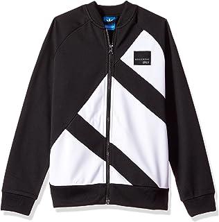 63c066973abf5 Amazon.com: adidas Originals Boy's Big EQT Track Top: Clothing
