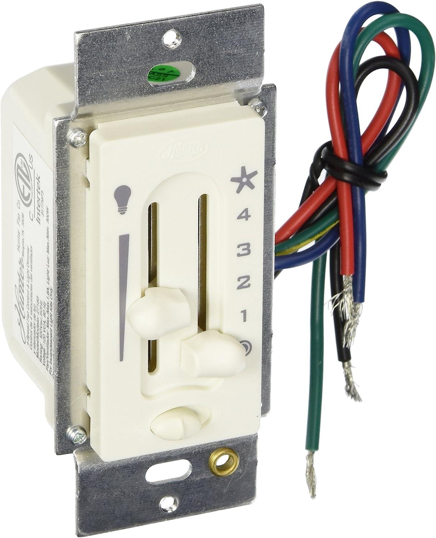 hunter 27183 wiring diagram hunter 27183 fan light preset dual slide fan light control  hunter 27183 fan light preset dual