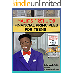 Malik's First Job: Financial Principles for Teens