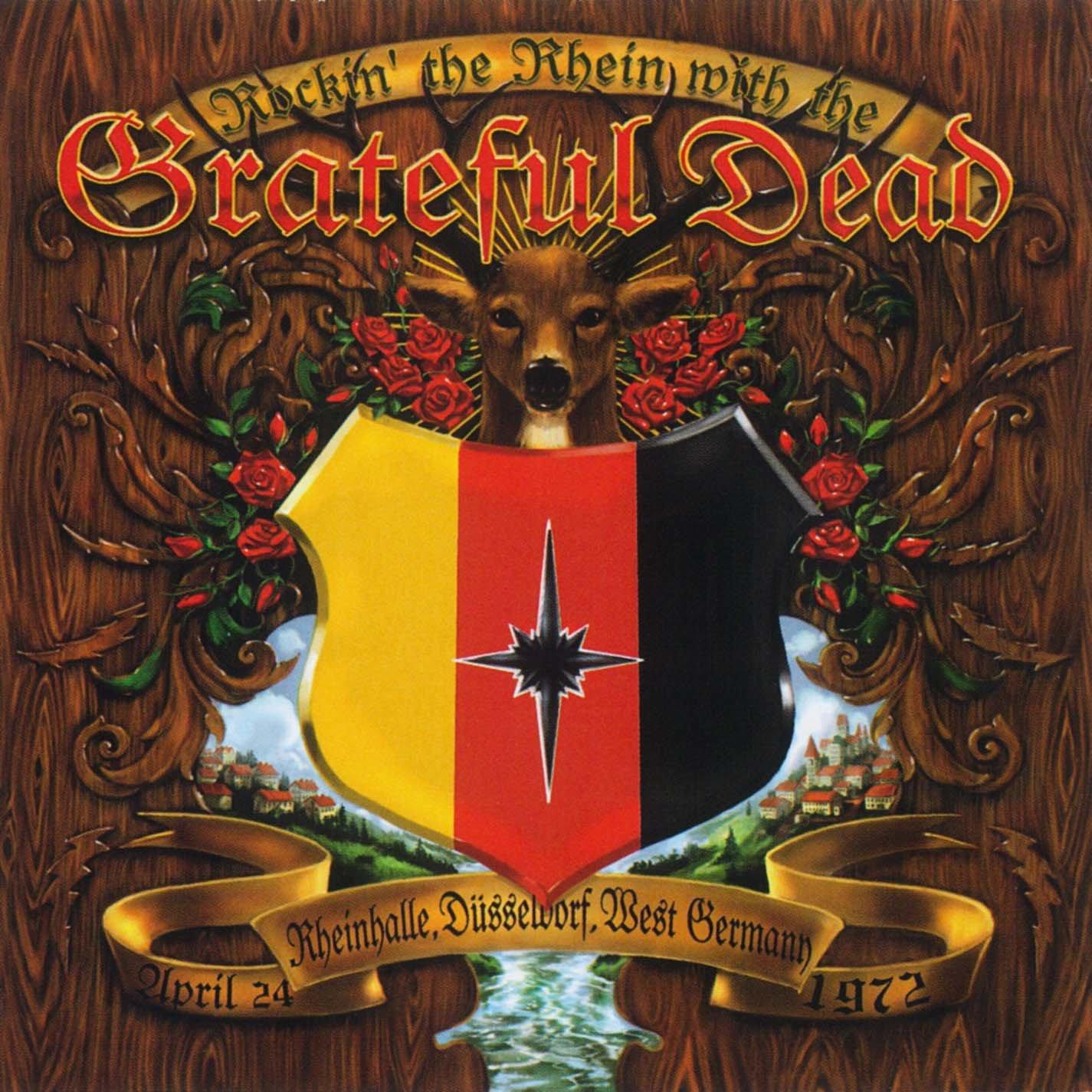Rockin the Rhein with the Grateful Dead