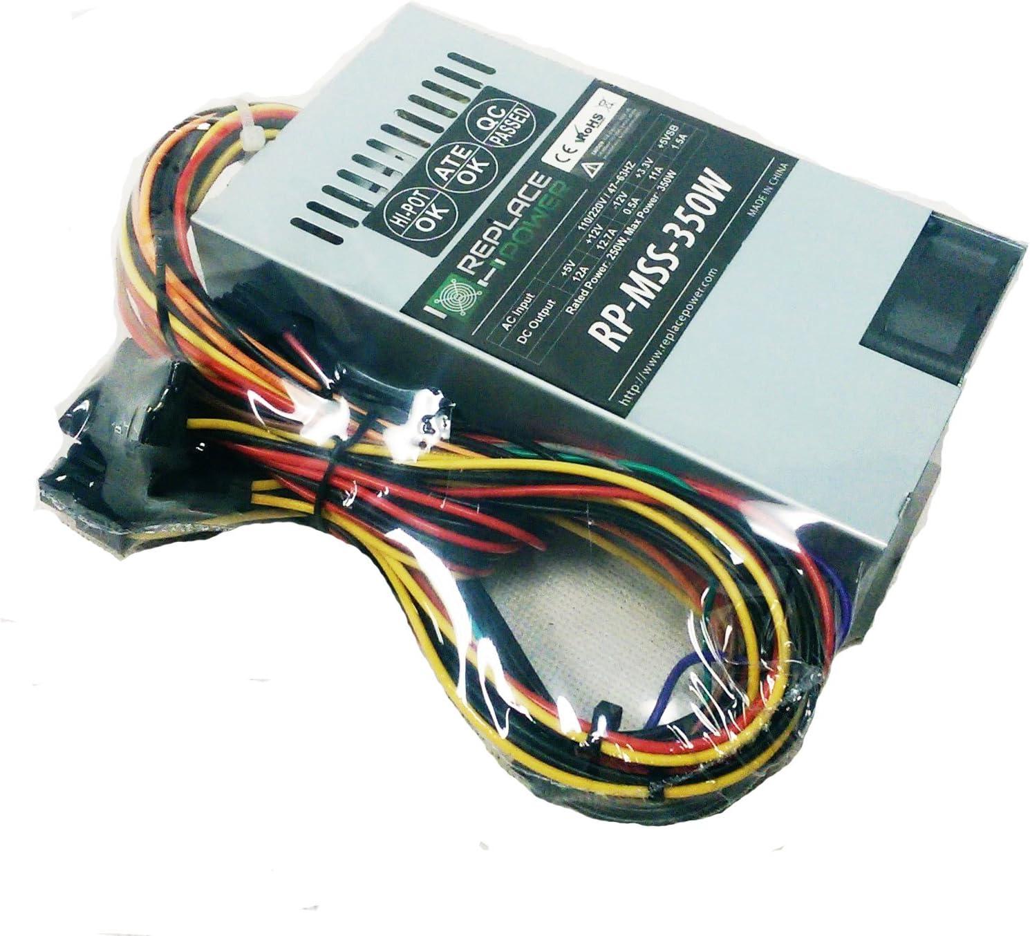 Replace Power 350W Supply for HP MediaSmart Server EX475 Delta GPS-200AB C