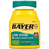 Deals on Aspirin Regimen Bayer 81mg Enteric Coated Tablets