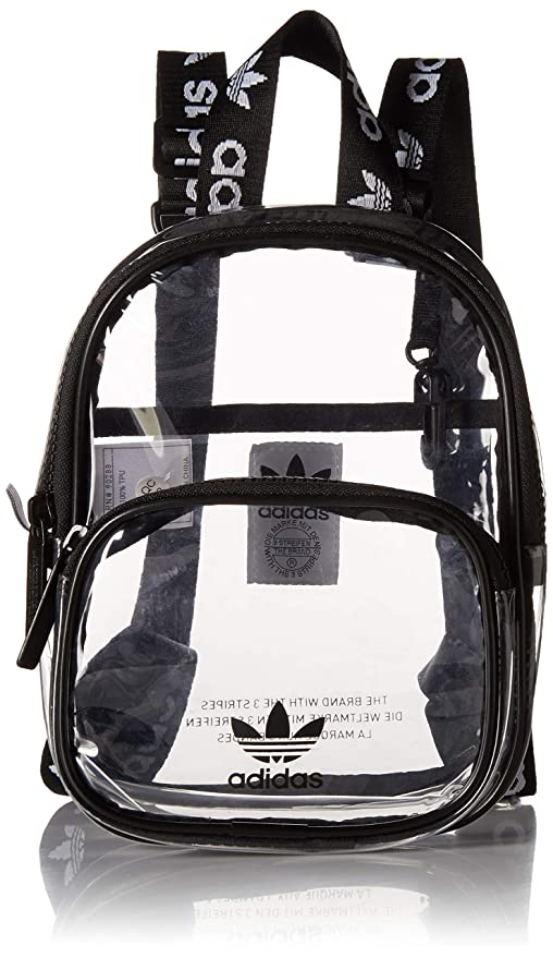 adidas Originals Mini PU Leather Backpack Mochila, Mujer, Dust Pink, Talla Única: Amazon.es: Deportes y aire libre