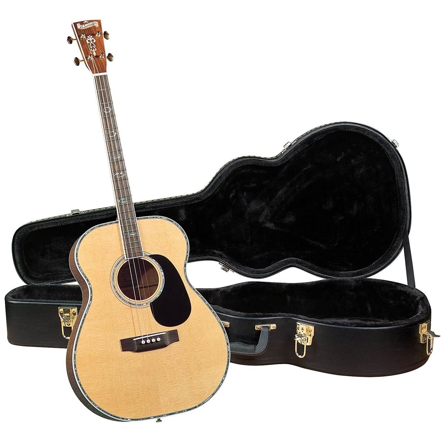 Amazon.com: Blueridge BR-40T Contemporary Series Tenor Guitar with  Hardshell Case: Musical Instruments