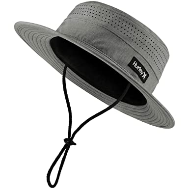 62c3fb382adfa Amazon.com  Hurley Men s Surfari Hat