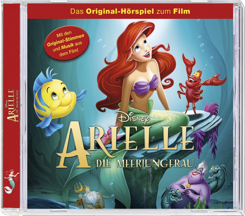 Ariel Die Meerjungfrau Mädchen Ohrstecker Ohrring Set Girl Mädchen Mehrjungfrau
