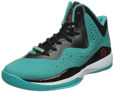 huge discount b3eea 5aebc adidas D Rose 773 III hombres zapatillas de deporte   zapatos de baloncesto- Black-