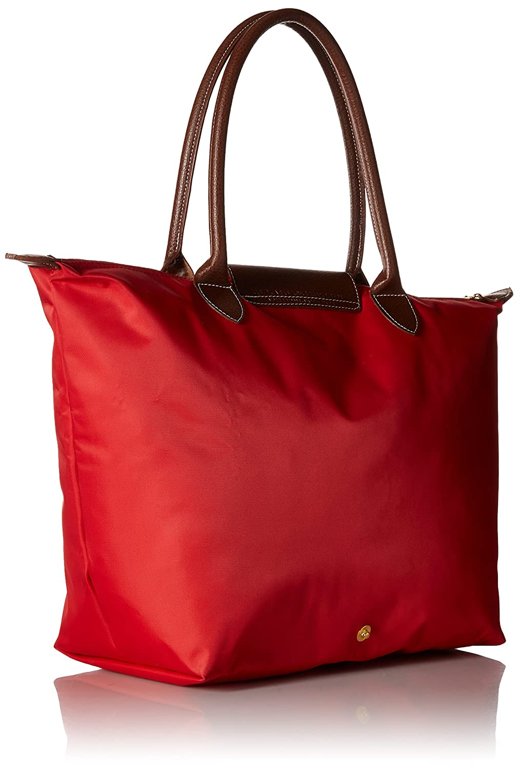 Find Best Portable Longchamp Le Pliage Hobo Bags Red