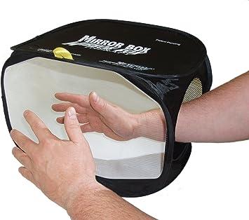 Caja espejo terapéutica para mano y muñeca: Amazon.es: Salud y ...