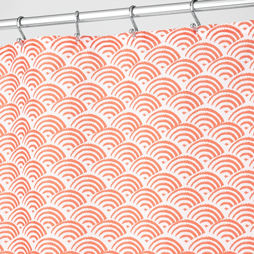 Sunburst 50621 InterDesign Lyssa Fabric Shower Curtain