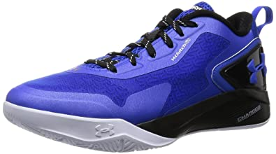 sports shoes f5834 d0c5a Under Armour ClutchFit Drive 2 Low Blue Black