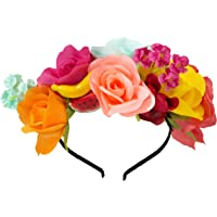 Talking Tables Fiesta Party Supplies Cuban Party Headband | Great for Mexican Theme Party, Luau Party, Hawaiian Party…