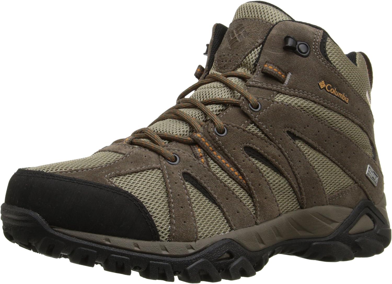 columbia mid hiking boots