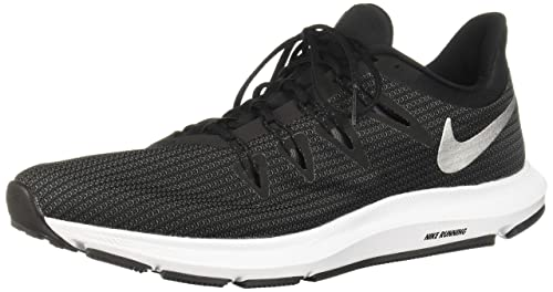 the latest 7e914 80873 Nike Men s Quest Grey Running Shoes (AA7403-001) (UK-10 (