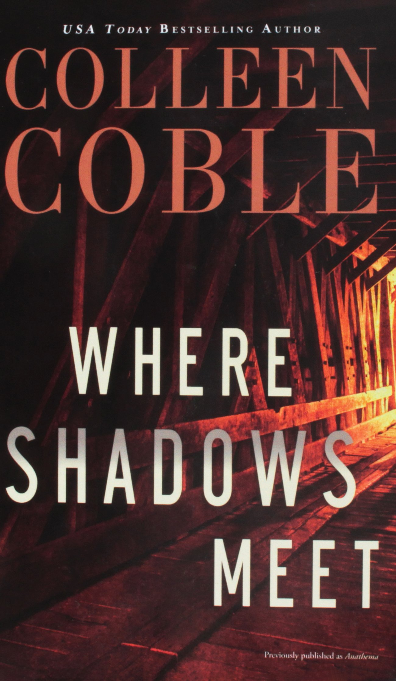 Where Shadows Meet: A Romantic Suspense Novel (Thorndike Press Large Print Christian Fiction) by Thorndike Press Large Print