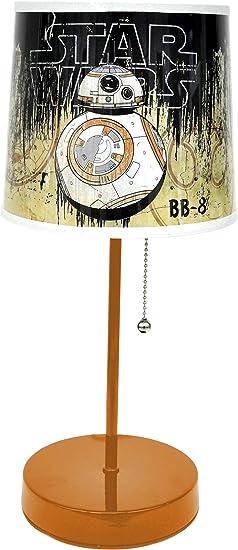 Amazon.com: Lámpara de mesa, Star Wars Stormtroopers, 20 ...