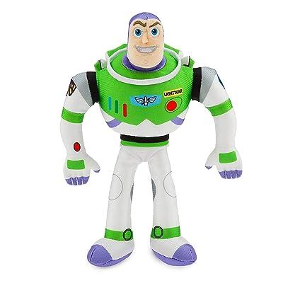 Disney Buzz Lightyear Plush – Toy Story 4 – Mini Bean Bag – 10 1/2 Inch: Toys & Games
