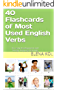 40 Flashcards of Most Used English Verbs: for early development and foreign language learning