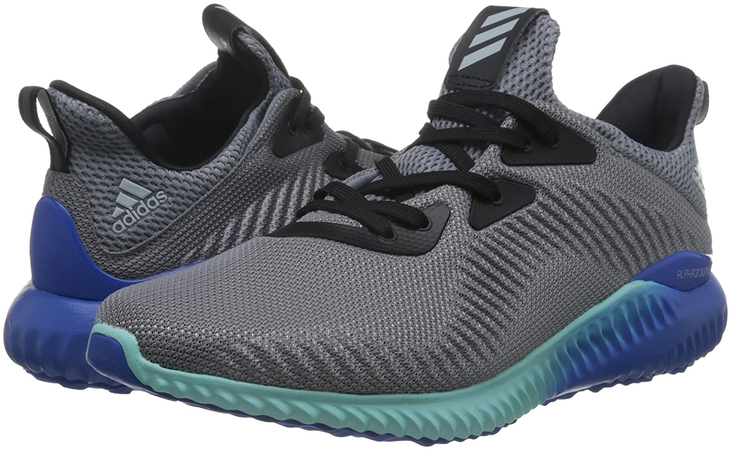 check out dfcc3 f2499 Amazon.com  adidas Alphabounce 1 M Mens Basketball Trainers Sneakers   Fashion Sneakers