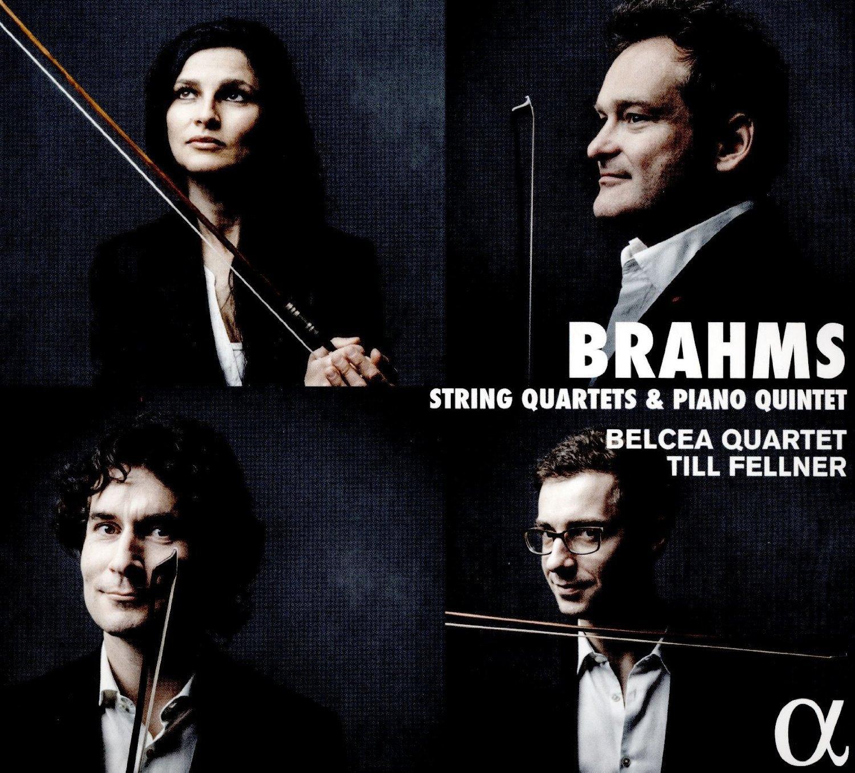 Belcea Quartet, Till Fellner, Johannes Brahms, __ - Brahms: Complete String  Quartets & Piano Quintet - Amazon.com Music