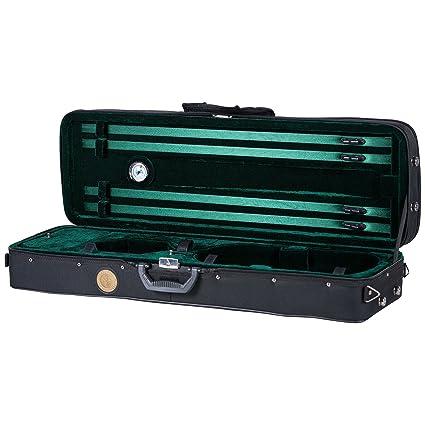 00c72fa1a7ab Travelite TL-35 Deluxe Violin Case - Oblong - 4/4 Size