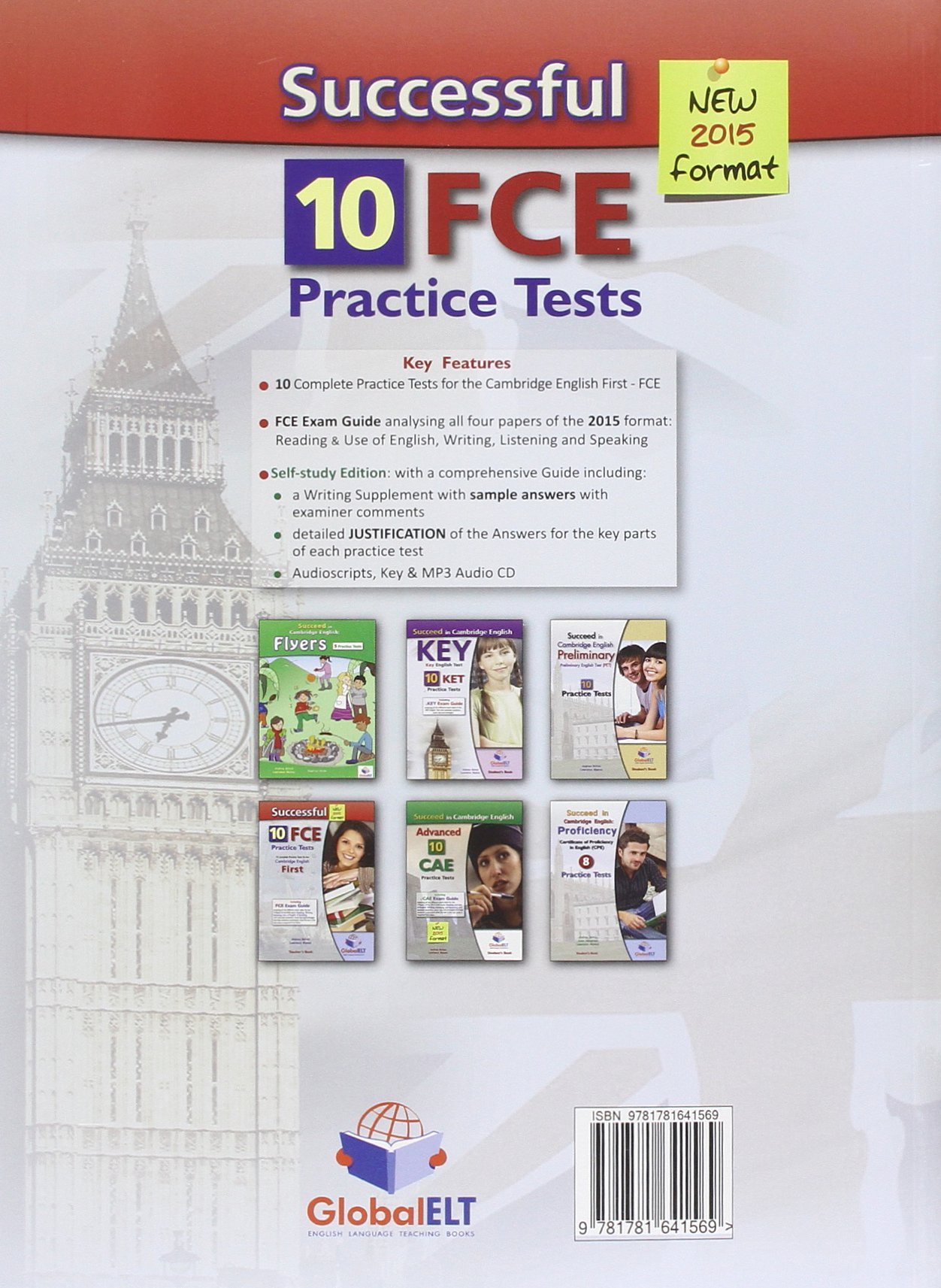 Cambridge english first 5 self-study pack (student s book with answer….