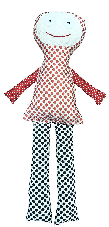 KIT DiY Muñeca de trapo Lola negro, miregalodiferente.es: Amazon.es: Handmade