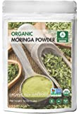 Moringa Green Leaf Powder (1 Pound), Organic Raw-Gluten-Free & Non-GMO
