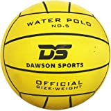 Dawson Sports Water Polo Balls Yellow Color - Size 5