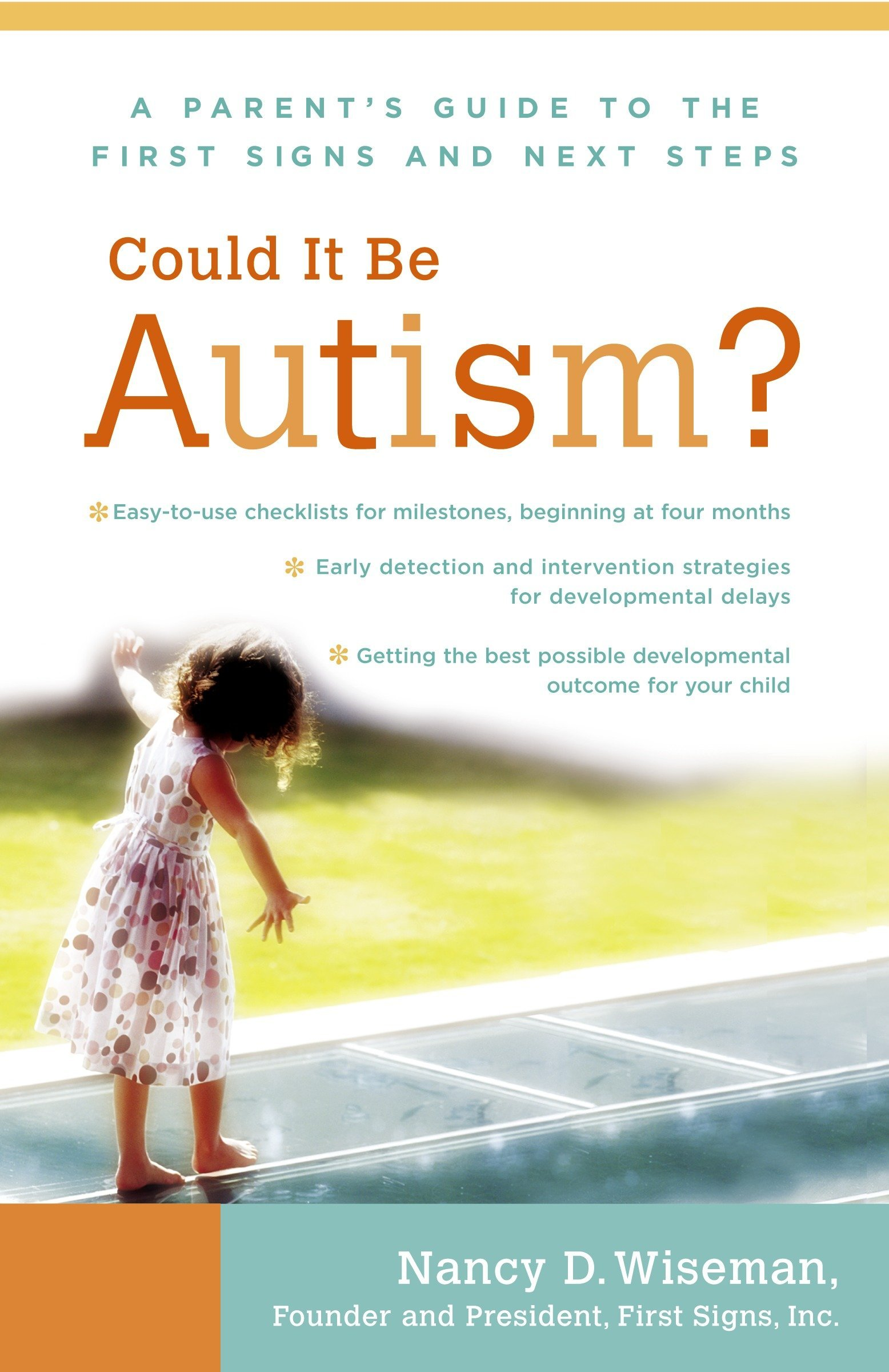 Could It Be Autism?: A Parent's Guide to the First Signs and Next Steps PDF