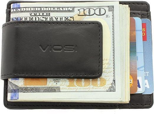 Amazon.com: Viosi Bolsillo para llevar dinero y tarjetas, de ...