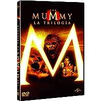 Trilogía La Momia [DVD]