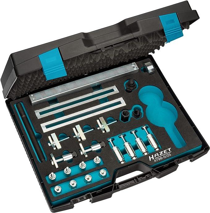 HAZET 4798-6//8 Demontagewerkzeugsatz Common-Rail-Injektor